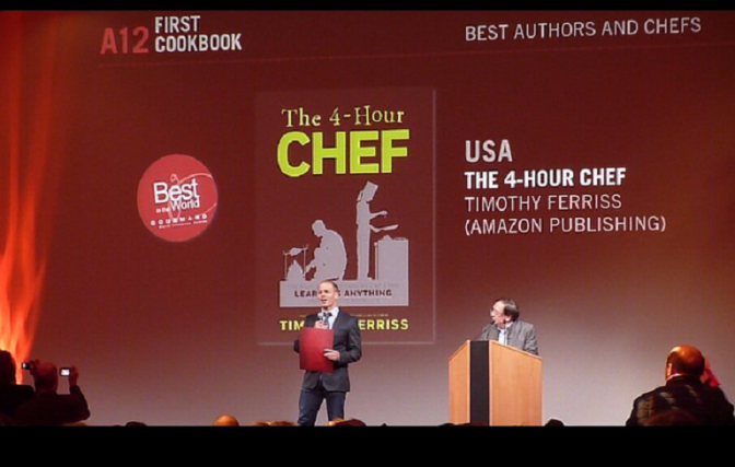 How Tim Ferriss Used Innovation To Growth Hack 4 Hour Chef